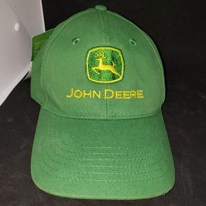 John Deere green hat bnwt